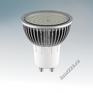 932232 - Lightstar Лампа LED 220V HP16 GU10 5W=50W 180G CL 2800-3000K 20000H